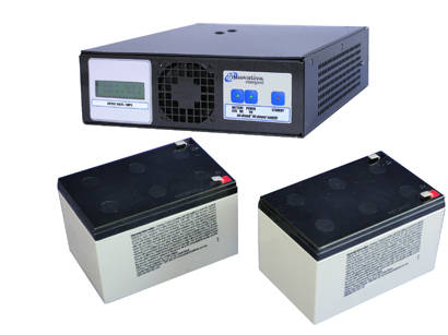 battery chargers for cyclic and stand-by applications