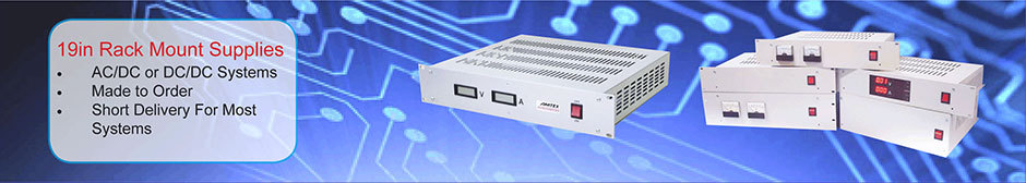 19in rack mount power supply